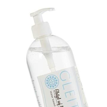 Deluxe Aqua Gleitgel (1 Liter) Lumunu Gleitfreude, Langzeitwirkung auf Wasserbasis, von Venize - 4
