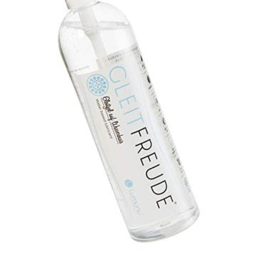 Deluxe Aqua Gleitgel (1 Liter) Lumunu Gleitfreude, Langzeitwirkung auf Wasserbasis, von Venize - 7