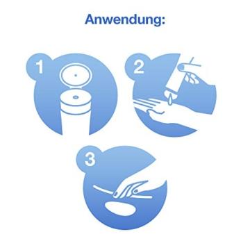 Durex Play Feel Gleitgel auf Wasserbasis – Leichtes, seidiges Gleitgel für gefühlsechtes Empfinden – 1 x 100 ml in der praktischen Dosierflasche - 6